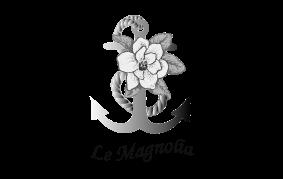 logo client péniche hôtel Magnolia