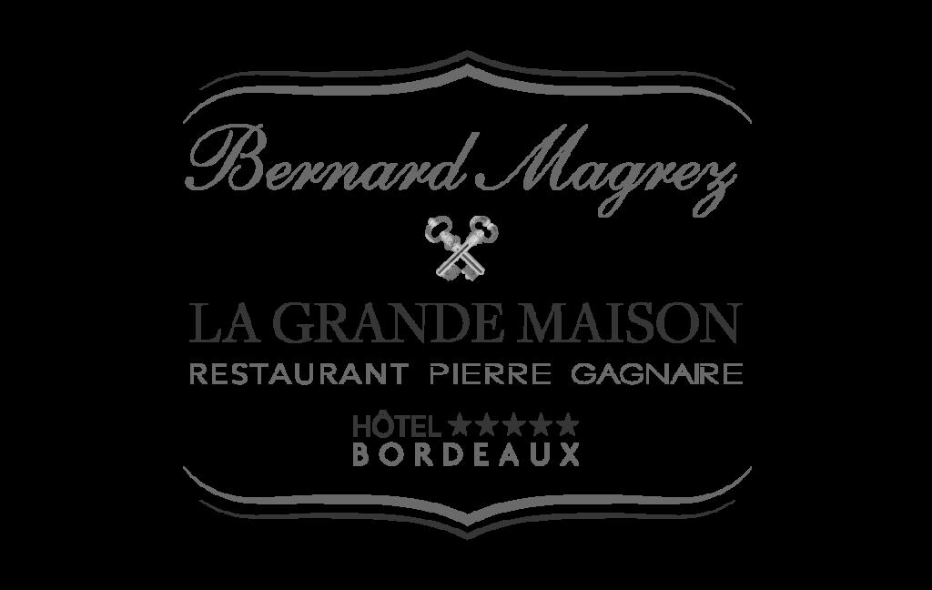 La Grande maison Bernard Magrez Logo
